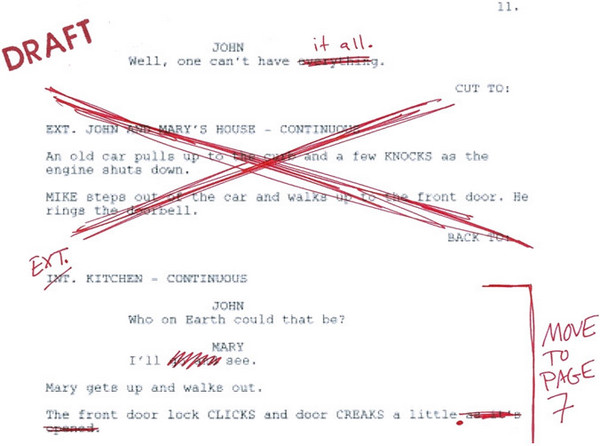 How to write good script